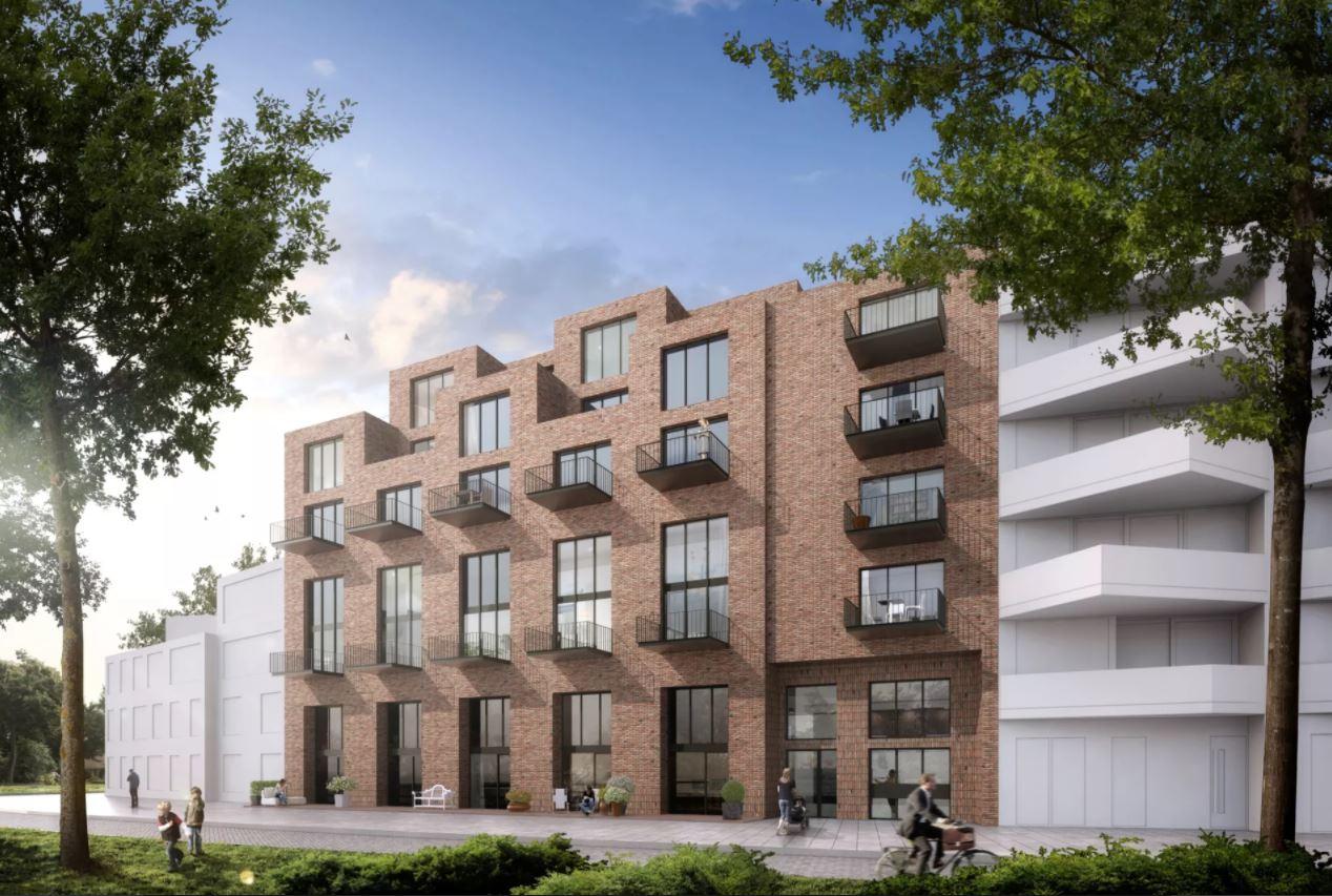 Nieuwbouw 24 appartementen Fabrick Almere