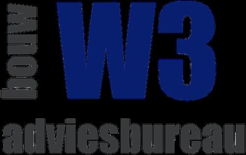 Logo Bouwadviesbureau W3