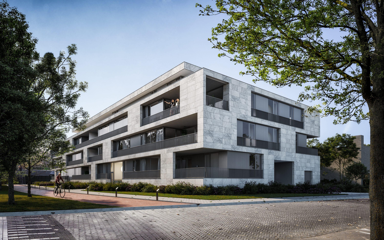 Appartementengebouw Ravel Breda
